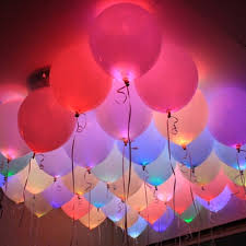 multi color light up led balloons boardwalkbuy