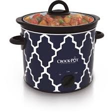 crock pot 4 quart manual slow cooker scr400 blt wm1 walmart com