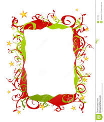 christmas ornaments clipart christmas present border pencil and