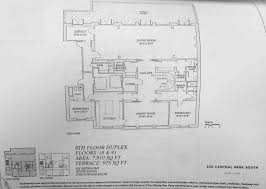 lenox terrace floor plans 220 central park south villa floor plans jprubio 220 central