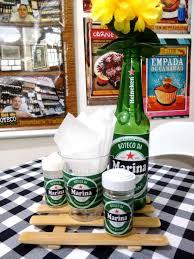 Favorito Personalize Sua Festa com Centrinho Botechic Heineken c/4  #FX21
