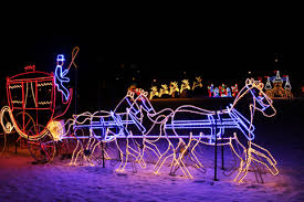 lakeside festival of lights in burlington burlington