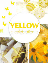 yellow and gray baby shower decorations yellow white party and baby shower decoration ideas artsy ants