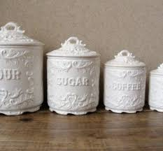 decorative kitchen canisters sets decor