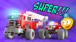 monster truck video for toddlers entertaining and educational monster truck videos for kids