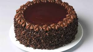 how to decorate chocolate cake easy decoration atul beauteous