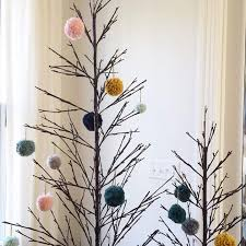 twig christmas tree 80 ideas for christmas décor that would completely bowl you