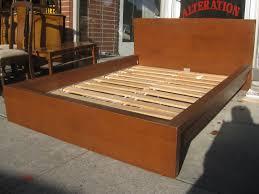 uhuru furniture u0026 collectibles sold ikea malm full frame 75