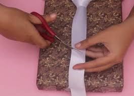 tutorial cara membungkus kado jam tangan rani rahmawati cara membungkus kado bentuk kemeja