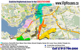 Ottawa Canada Map Ottawa Maps Ottawa Neighoborhood Prices Names Of Neighborhoods