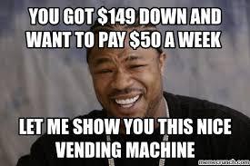 Bad Credit Meme - credit