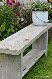 Backyard Bench Ideas by Top 25 Best Reclaimed Wood Benches Ideas On Pinterest Diy Wood