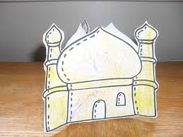 12 beautiful mosque crafts for kids ibraheem toy house