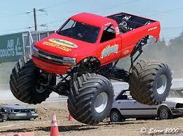 patrick samson4x4 samson monster truck 4x4 racing