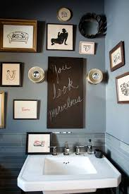 Unconventional Bathroom Themes Small Half Bathroom Ideas 018 Ewdinteriors
