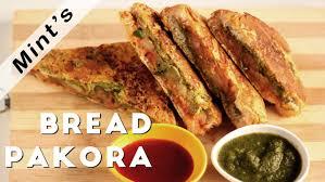 bread pakora recipe breakfast recipes indian snacks recipes ep