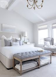 Grey Bedroom White Furniture A Dutch Colonial In Fort Langley Becomes A Calming Abode For A