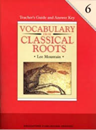 vocabulary from classical roots 6 lee mountain 9780838822678