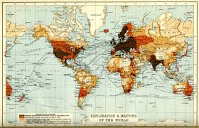 Detailed World Map Old World Maps Zoom Maps