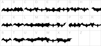 batman logo outline