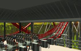 Six Flags Opening Day Rct3 Six Flags Wild Northwest Steel Hawk Pov Page 3 Theme