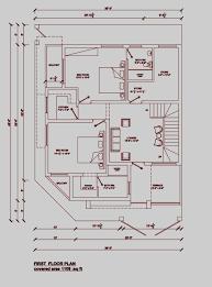 house floor plan by 360 design estate u2013 7 5 marla