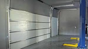 double wide garage door pine board u0026 batten double wide