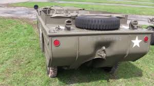 jeep tank military hd wwii us amphibious jeep at red ball military vehicle show