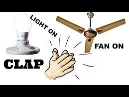 how to install clap on lights how to make a clap switch at home control your light fan just using