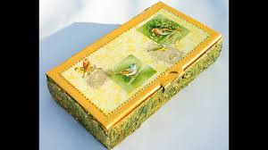 Decoupage Box Ideas - decoupage lesson for beginners 47 diy decoupage of cardboard
