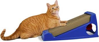 Cat Scratcher Omega Paw Cat Scratch Box Everest Chewy Com