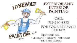 services u2013 lone wolf painting llc