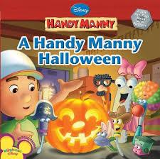 amazon handy manny halloween 9781423117612 disney book