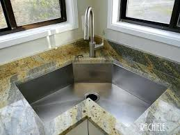 Corner Kitchen Sink Ideas Undermount Corner Kitchen Sink Large Size Of Apron Front Kitchen