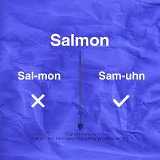Correct Pronunciation Of Meme - a useful guide on the correct pronunciation of 15 food items