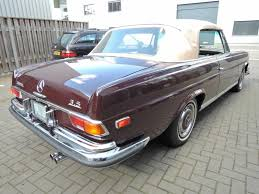 mercedes classic convertible mercedes benz 280se 3 5 cabriolet geevers classic cars