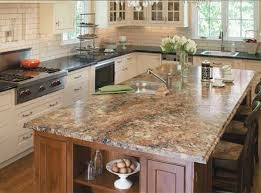 Flooring Options For Kitchen Kitchen Counter Top Options Awesome Ideas Kitchen Breathtaking