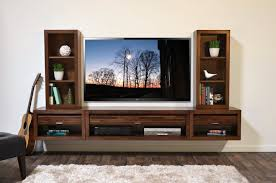 Altus Plus Floating Tv Stand Wall Mounted Entertainment Shelves