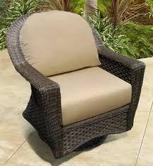 Swivel Rocker Patio Chairs Georgetown Outdoor Wicker Swivel Rocker Outdoor Furniture