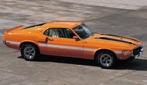 1969 mustang orange 1969 ford mustang shelby gt500 mustang monthly magazine