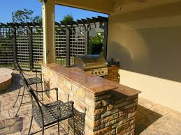 outdoor bar and kitchen outdoor kitchen design ideas outdoor bar