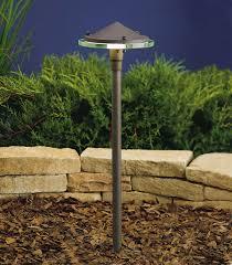 Kichler Deck Lights by Metal Landscape Lighting Landscape Lighting Ideas