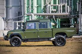 land rover defender the huntress by ecd hiconsumption