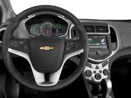 Chevrolet Sonic Interior 2017 Chevrolet Sonic Details On Prices Features Specs And