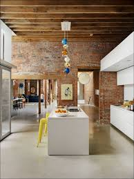 modern oak kitchen kitchen modern oak cabinets cork floor flush white counters