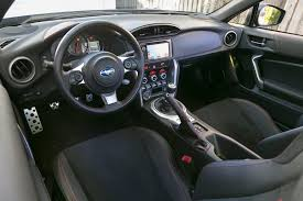 custom subaru brz interior 2017 subaru brz review u2013 better not best the truth about cars