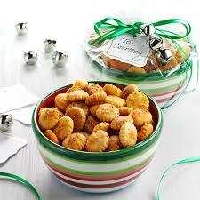 cracker recipes taste of home