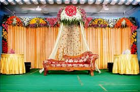 simple stage for marriage decor simple wedding stage decoration