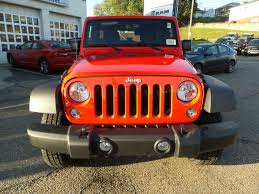 jeep wrangler red red jeep wrangler in ohio for sale used cars on buysellsearch