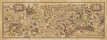 inside hogwarts castle map google search harry potter